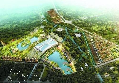 无锡400亿巨资打造万达城 建筑面积340万平方米