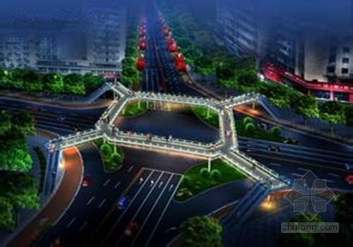 温岭将耗资近2000万打造第一座人行天桥