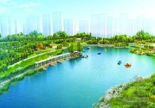 福州旧区改一分钟一开的快三是不是造资料下载-福州拟投资24亿建20公里滨河绿道