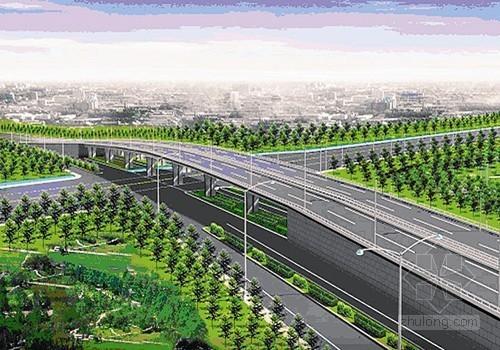 太原多条道路工程招标 长风街高架桥拟投3.5亿