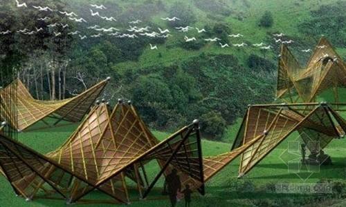 """世界上最具创意的十大""""绿色建筑"""""""