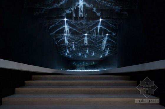 """日本设计师巅峰之作:OLED照明""""薄暮暝暝"""""""