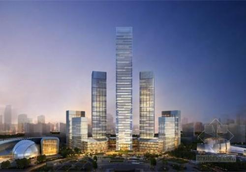 绿地集团斥资70亿打造青藏第一高楼