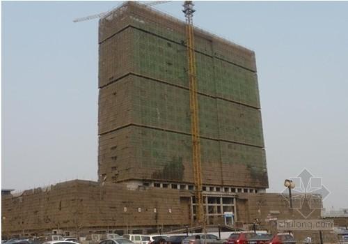河北邢台被指投亿元建豪华办公楼 回应称非办公楼