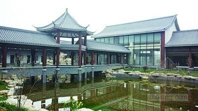 江苏盐城水利局疑以泵站名义建豪华会所