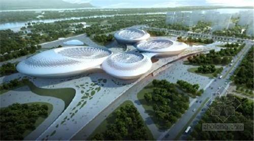 江苏大剧院——基于BIM的一体化原创设计