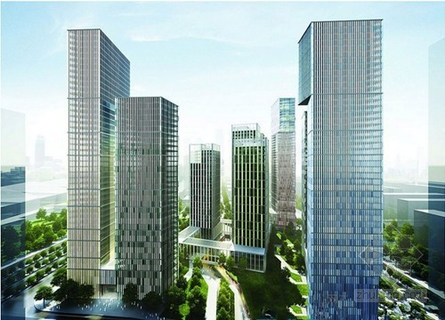 """南京河西将崛起""""金融城"""" 投资超百亿变身新坐标"""