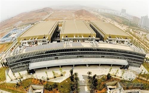 南宁:世锦赛综合训练馆提前竣工 功能齐全