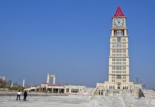 """赣州投资2.9亿""""世界最大机械钟塔""""主题公园停建"""