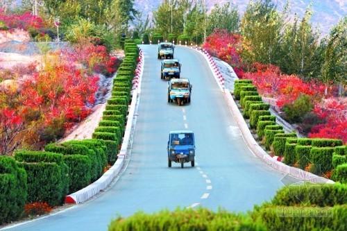 河北2014年将投资75亿元新改建农村公路6000公里