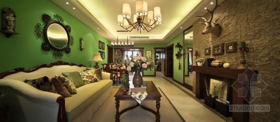 绿野仙踪 沿海地产赛洛城美式样板间装修