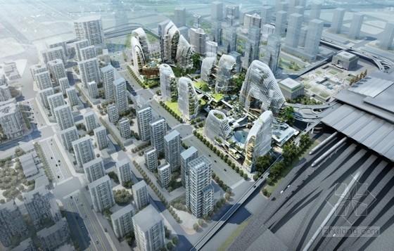 BIM在商业地产项目中的实践-南京证大大拇指项目