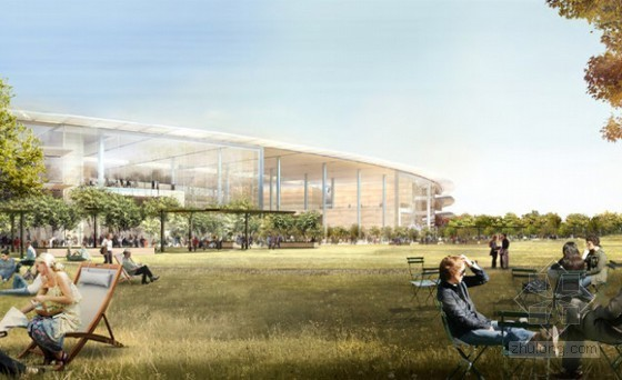 诺曼•福斯特谈新苹果总部大楼为圆形建筑的原因