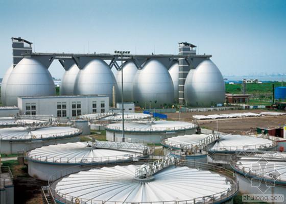 世界新型污水处理项目在青岛世博园落成
