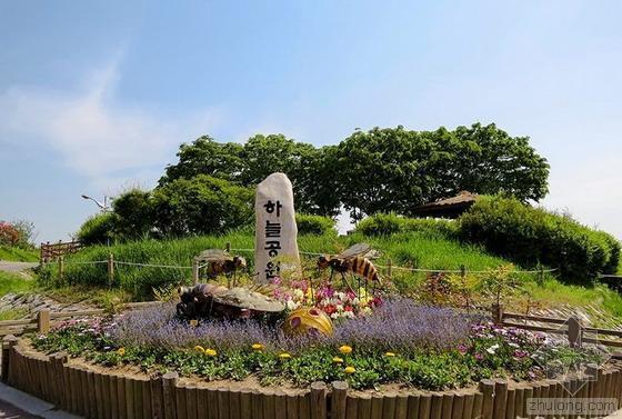 """韩国首尔""""垃圾围城""""被破解变为天空公园"""
