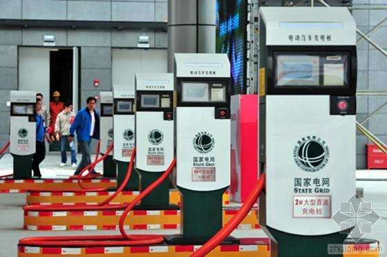 从数字看中国充电站的尴尬处境