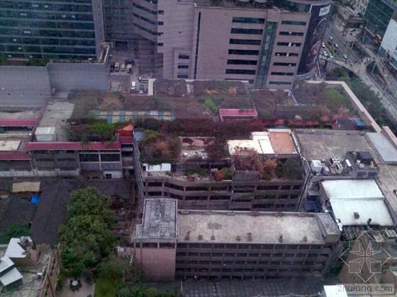 成都春熙商圈现700平米违建 2次叫停仍施工(图)