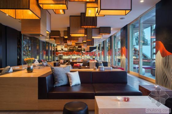 联排别墅专题资料下载-国外室内设计经典案例(住宅、设计、商业、餐饮)