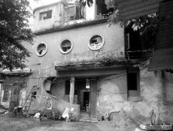 民国建筑金陵台遭强拆 一年后重建封顶