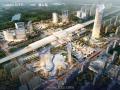 镇江新地标169米绿地商业中心6月29日顺利封顶
