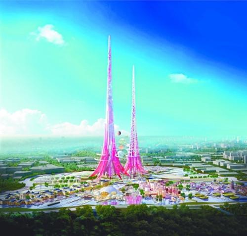 """武汉拟建""""世界最高建筑""""设计方称规划基本完成"""