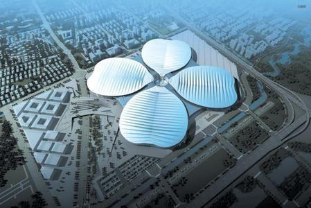 BIM巧解国家会展中心(上海)项目复杂钢结构预拼难题