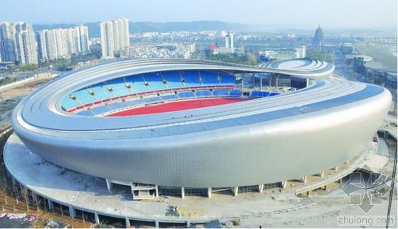 体育馆维修改造施工资料下载-四川省运会五大体育场馆亮相 外表完美内心强大