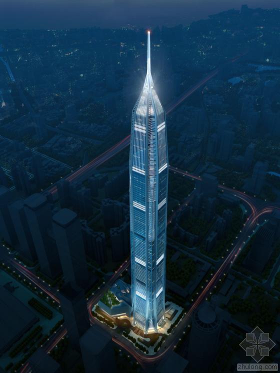 中国未来最值得期待的十大超高层建筑