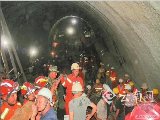 垃圾电厂事故案例分析讨论资料下载-云桂铁路富宁隧道垮塌事故案追踪报道