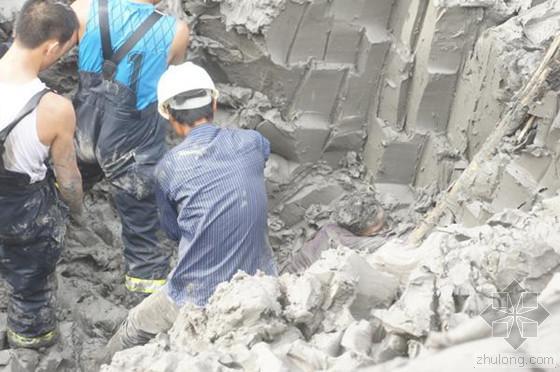 宁波一建筑工地打桩遇土方坍塌 1工人被埋遇难