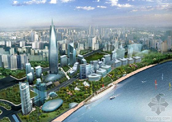 看北外滩 如何打造绿色建筑群
