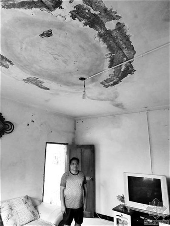 面子工程:谭力被指汶川地震后重建房家家漏雨