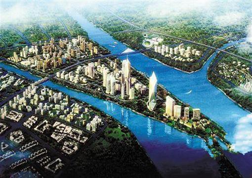 广州南沙投资82亿开建灵山岛尖综合项目