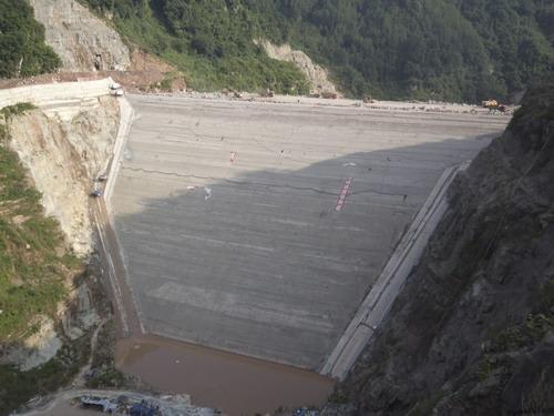 四川白岩滩水库大坝投资4.86亿元 15日或全面封顶
