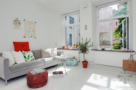"""小户型""""创意设计""""之哥德堡33平米单身公寓"""