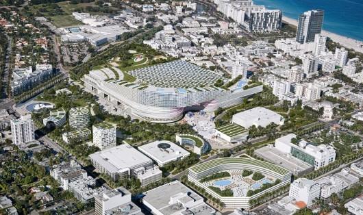 OMA的迈阿密海滩会议中心方案泡汤 另由他人设计