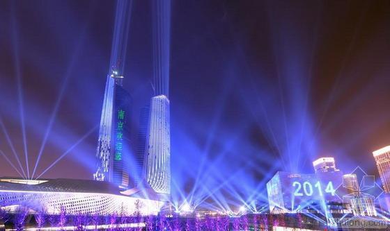 大剧院建设专家中孚泰探秘南京青奥中心的时尚与经典