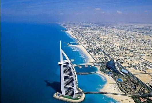 """""""迪拜之镜""""明年完工 造价高达1.2亿"""