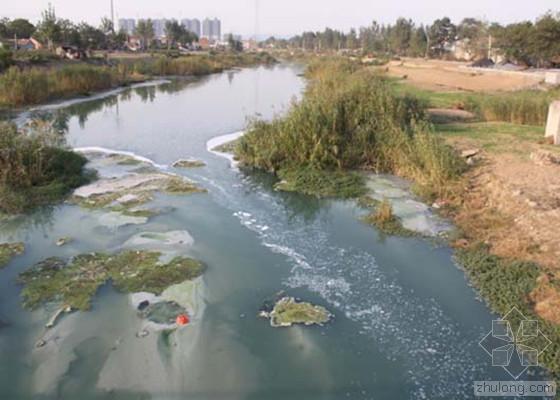 """还老濉河一个""""清白"""":1186万元水污染防治专项资金"""