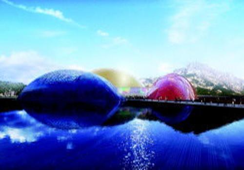 世界最大电子艺术博物馆落户青岛 投资百亿元