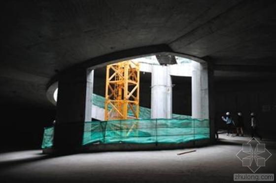 揭秘北京最大最深地下工程:连通地面19座楼宇