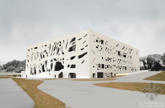 伯纳德·屈米设计的意大利ANIMA文化中心