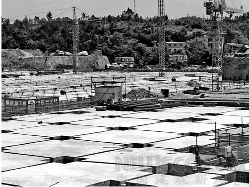 湖北一保障性住房地下工程防水选材引发争议