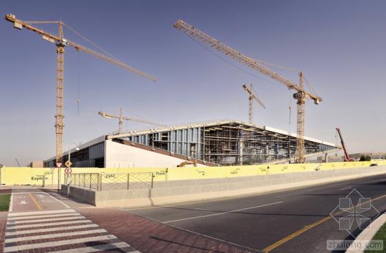 OMA设计的多哈卡塔尔国际图书馆