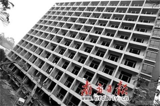 整治嚣张违建:广州今日强制爆破拆除一13层违建