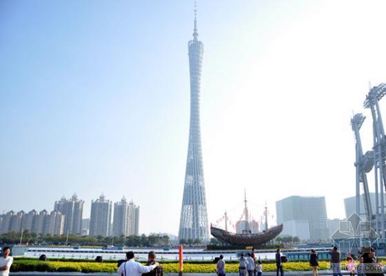 """广州审计报告:电视塔""""小蛮腰""""建设超标4亿持续亏损"""