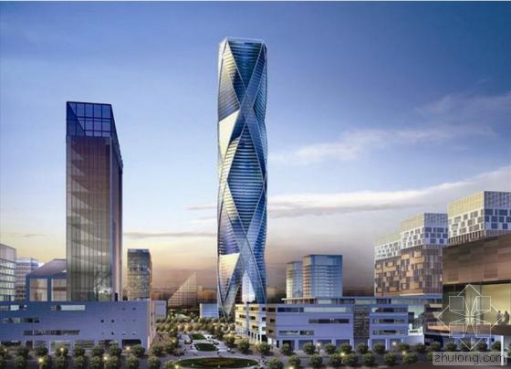 超高层建筑10大技术难点及解决方案
