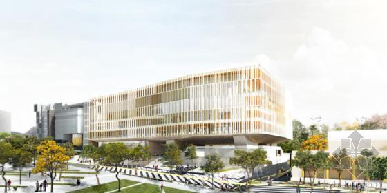 adjkm公布了加拉加斯音乐厅的最终设计方案