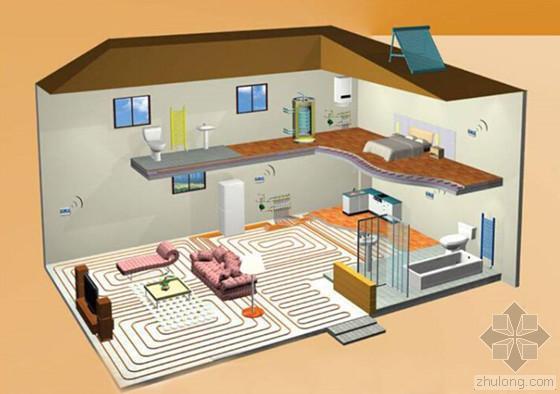 抗地震房屋可搭建热泵地暖?