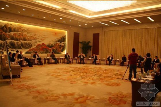 [图文直播]第六届中国房地产科学发展论坛之建筑产业现代化背景下